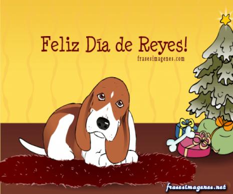 Imagen de perros Feliz Dia De Reyes Para Facebook