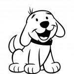 dibujitos de perros para niños