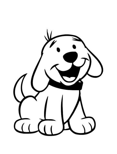 Dibujos De Perros Para Colorear Para Niños